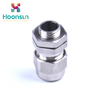 waterproof longer thread type stainless pg cable gland size chart