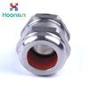 good quality waterproof metal armoured cable gland silicon rubber