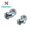 ip66 square tube connector 90 degree elbow for connector electrical fittings