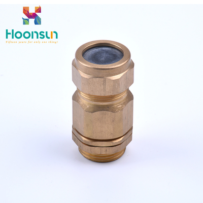 metal armoured cable gland connectors waterproof