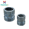 hot sale zinc alloy DPJ galvanized steel Flexible Conduit Connector price exporter