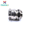 waterproof m20 metric connector metal electrical cable gland rubber seal