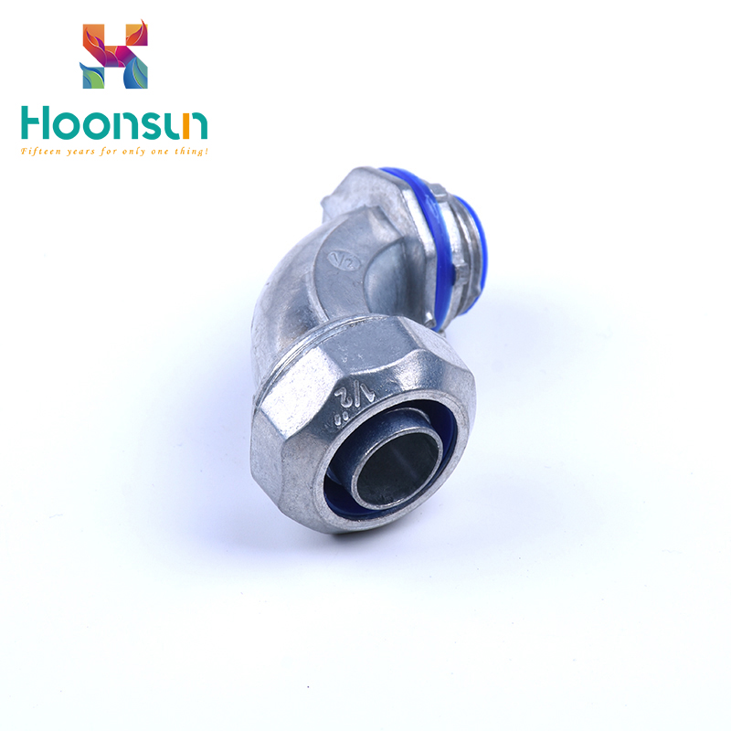 factory supply DPJ 90 degree Hexagonal Male Type for connector